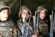 Ուղղակի սրտից… Արծրուն Հովհաննիսյանը՝ հայ զինվորների հայրենասիրության մասին