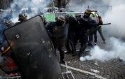 Փարիզում ձերբակալություններ են տեղի ունեցել