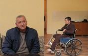 Ադրբեջանում ազատազրկման դատապարտված Կարեն Ղազարյանի հայրն այցելել է ադրբեջանցի սահմանախախտ...