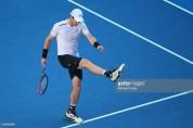 Australian Open. Առաջին ռակետ Էնդի Մարեյը պարտվել է