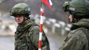 Ռուս խաղաղապահներն ապահովում են ավտոտրանսպորտի տեղաշարժի և քաղաքացիների անվտանգ տեղաշարժը ...