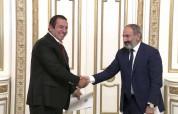 ՀՀ վարչապետն ու Գագիկ Ծառուկյանը քննարկել են մի շարք հարցեր