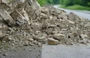 Քարաթափում՝ Ստեփանավանում. փրկարարները մաքրել են ճանապարհը