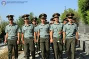 ՌՈՒՀ-երի շրջանավարտներն այցելել են «Եռաբլուր» զինվորական պանթեոն