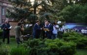 ԵՊԲՀ պրոֆեսորադասախոսական կազմն արժանացել է ՀՀ ՊՆ պարգևների