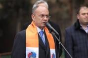 Сейран Оганян: «Эти выборы нельзя опускать до уровня асфальта двора, местных авторитетов, ...