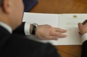 ՀՀ նախագահը հրամանագիր է ստորագրել