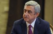 Սերժ Սարգսյանին մեղադրանք է առաջադրվել