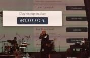 Ինչի վրա կծախսվի «Իմ քայլը» հիմնադրամի՝ երեկ հավաքած մոտ 700 մլն դրամը