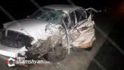 Խոշոր ավտովթար Գեղարքունիքի մարզում. բախվել են Mercedes Vario-ն ու Mercedes C240-ը. կան վի...
