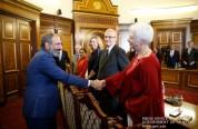 Վարչապետն ընդունել է Եվրոպական խորհրդարանի պատգամավորների պատվիրակությանը