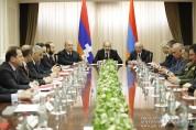 Ի՞նչ է քննարկվել Հայաստանի և Աչցախի անվտանգության խորհուրդների նիստի ժամանակ. մանրամասներ....