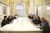Համոզված եմ` տեղի ունեցող փոփոխությունները ֆրանսիական նոր ներդրումներ կբերեն Հայաստան. վար...