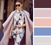 Գույների 20 հիասքնաչ համադրություն, որ Ձեզ գեղեցիկ տեսք կհաղորդեն (ֆոտոշարք)