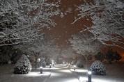 Մարզերում ձյուն է տեղում