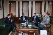 Պաշտպանության նախարարն ընդունել է Ղազախստանի դեսպանին