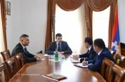 Արցախի պետնախարար Մարտիրոսյանը գյուղոլորտի պատասխանատուներին հանձնարարել է վերագնահատել գո...