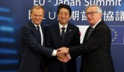 Ճապոնիան եւ ԵՄ-ն ազատ առեւտրի մասին համաձայնագիր են ստորագրել
