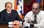 Բակո Սահակյանը և Ռոբերտ Քոչարյանը հանդիպման ժամանակ անդրադարձել են Հայաստանում ստեղծված նե...