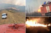 Հրդեհ Արցախի Մարտունու շրջանում. այրվել է 1000 հա խոտատարածք