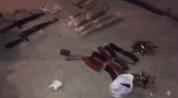 Ոստիկանություն է ներկայացվել տարբեր տեսակի զենք-զինամթերք