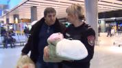 Փոքրիկը տեղափոխվեց Հայաստան. (տեսանյութ)