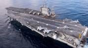 Harry Truman ավիակիրը սկսել է իրականացնել իր առաջադրանքները Միջերկրական ծովում