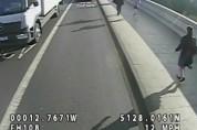 Լոնդոնում վազորդը հրել է դեմ հանդիման քայլող կնոջը՝ գցելով նրան փողոցի երթևեկելի մաս