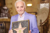 Ազնավուրի անվանական աստղը Հոլիվուդի Փառքի ծառուղում կբացվի օգոստոսի 24-ին