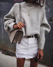 Ինչի հետ կրել այս սեզոնի թրենդը համարվող սվիտերները (լուսանկ...