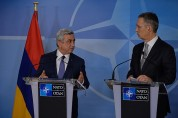 Սերժ Սարգսյանը ՆԱՏՕ-ի գլխավոր քարտուղարին հրավիրել է Հայաստան