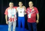 Ունիվերսիադա. Մարմնամարզիկ Արթուր Թովմասյանը՝ ոսկե մեդալակիր