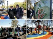 Уверен, что ереванский парк в сердце Риги станет одним из любимых мест отдыха для жителей ...