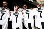 «Յուվենտուսի» երկրպագուները 55 միլիոն եվրո են ծախսել Ռոնալդուի մարզաշապիկների վաճառքի հենց...
