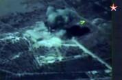 Հրապարակվել է Սիրիայում ԻՊ-ի դիրքերի հրթիռակոծման տեսանյութը