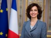 «ՅՈւՆԵՍԿՕ-ի գլխավոր տնօրենի պաշտոնում ընտրվեց Ֆրանսիայի մշակույթի նախկին նախարարը»