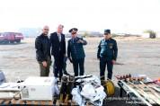 ԱՄՆ ռազմական համագործակցության գրասենյակը գույք և տեխնիկա է նվիրել ԱԻՆ Փրկարար ծառայության...