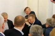 Հրապարակվել է Ուկրաինայի Ռադայում պատգամավորների միջև տեղի ունեցած ծեծկռտուքի տեսանյութը