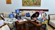 «Միշտ կլինեմ քո կողքին». Աննա Հակոբյանը նվերներ է ուղարկել քաղցկեղ ունեցող երեխաներին