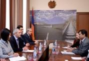 Հնդկաստանը մտադրություն ունի Հայաստանի տարածքով մուլտիմոդալ բեռնափոխադրումներ իրականացնել