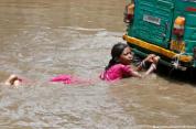 Հնդկաստանում ուժեղ ջրհեղեղների հետևանքով զոհվել է ավելի քան 119 մարդ