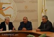 Հայաստանի ձյուդոյի ֆեդերացիան նոր գլխավոր քարտուղար ունի