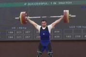 Ծանրամարտ. Մկրտիչ Մկրտչյանը ցավեցրել է ոտքը և չի կարողացել պայքարել մրցանակային տեղերի համ...