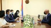 Ամերիկյան տեխնոլոգիական ընկերությունը նախատեսում է Հայաստանում հիմնել Տեխնոլոգիական լուծու...
