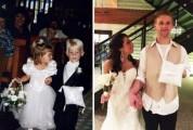Մանկական սիրուց մինչև ամուսնություն. 9 հիասքանչ զույգ (ֆոտոշարք)