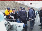 Խոշոր ու շղթայական ավտովթար է տեղի ունեցել Երևանում