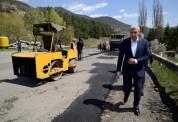 Վահան Մարտիրոսյանը հանձնարարեց մինչև մայիսի 15-ը ճանապարհների փոսալցման աշխատանքներն ավարտ...