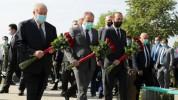 Հայաստանի Հանրապետության անկախության 29 ամյակի միջոցառումների շրջանակում այցելեցի Եռաբլուր...
