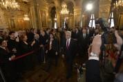 Նախագահը հանդիպում է ունեցել Փարիզի քաղաքապետ Անն Իդալգոյի հետ