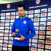 Հենրիխ Մխիթարյանը ստացել է Տարվա լավագույն ֆուտբոլիստի մրցանակը